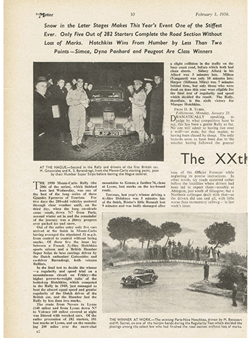 19500201 The Motor