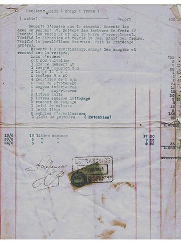 19310607 Facture