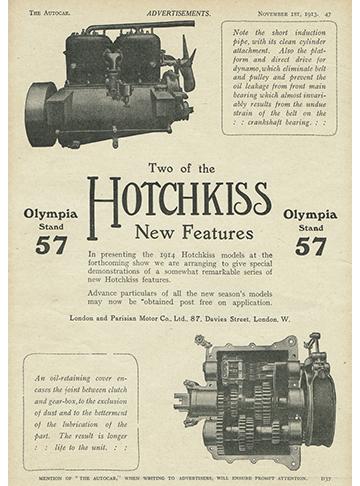 19131101 The Autocar