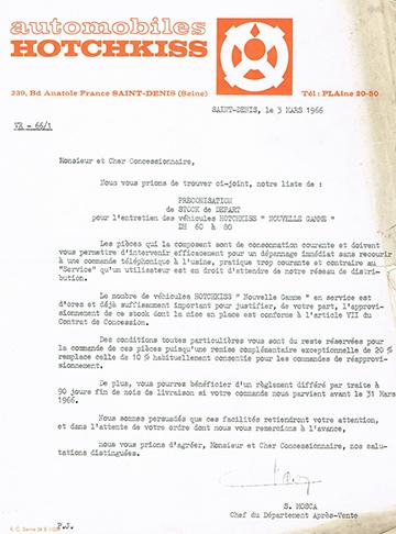 19660303 Hotchkiss Usine Dreye