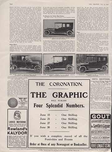 1911 0527 The Graphic Hotchkiss 40 HP