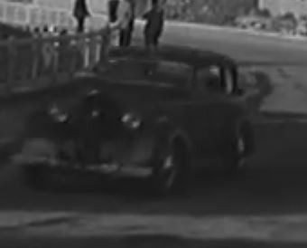 1949 Cars Rally At Monte Carlo