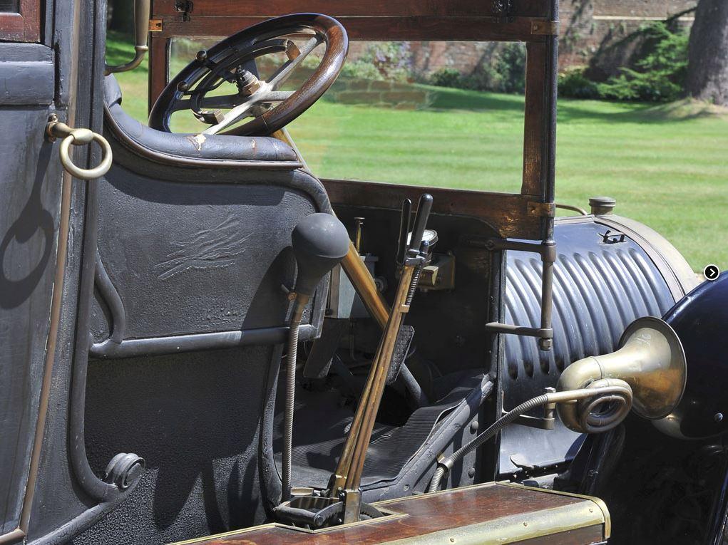 Hotchkiss Type T Coupé 16