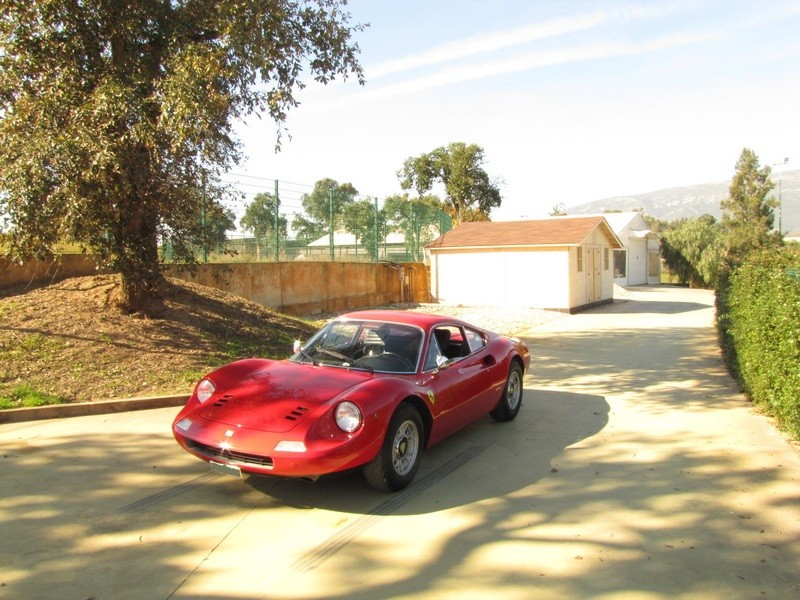 Ferrari Dino 246 GT 01