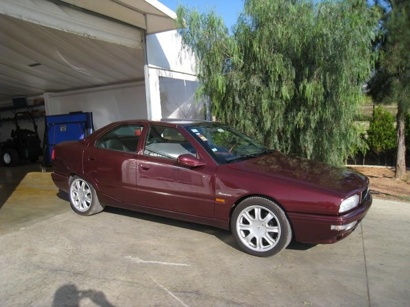 Maserati Quattroporte 01