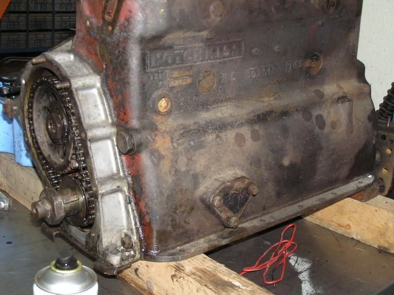 Hotchkiss Motor 864 01