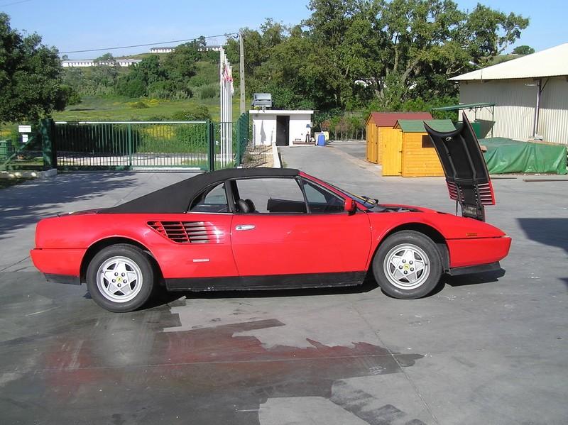 Ferrari Mondial 3.2 Cabriolet 01