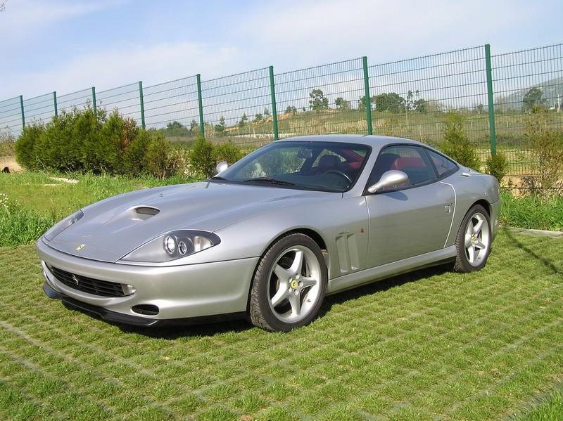 Ferrari Maranello 550 02
