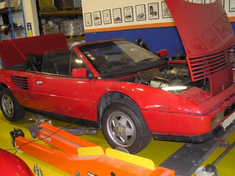 Ferrari Mondial 3.2 Cabriolet 02