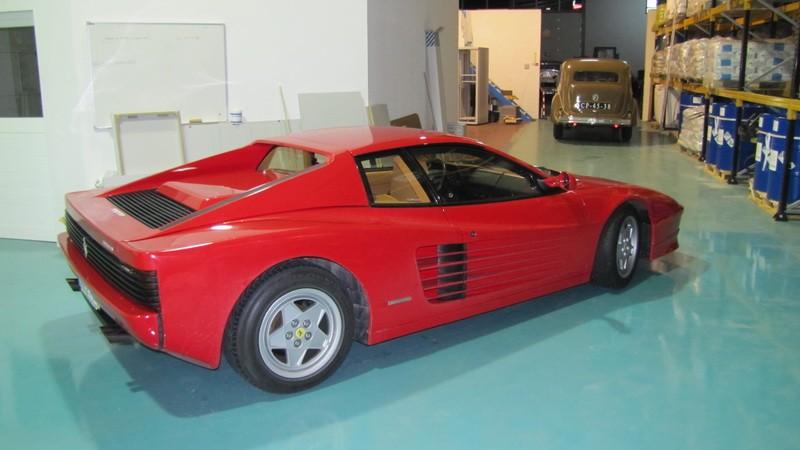 Ferrari Testarossa 03