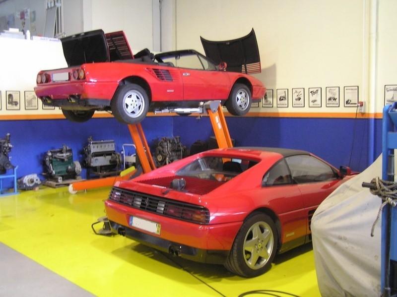 Ferrari Mondial 3.2 Cabriolet 04