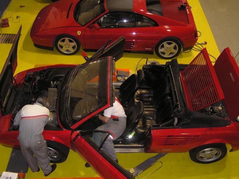 Ferrari Mondial 3.2 Cabriolet 05