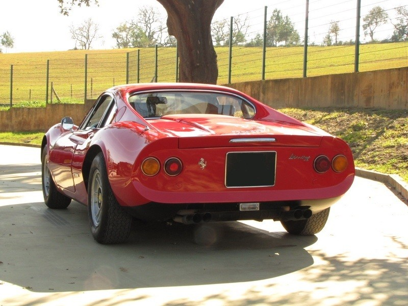 Ferrari Dino 246 GT 06