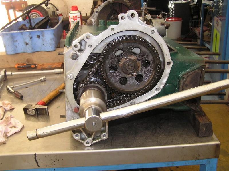 Hotchkiss Motor 864 07