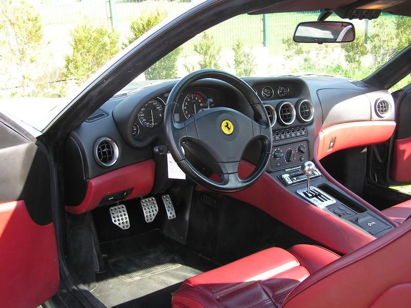 Ferrari Maranello 550 07
