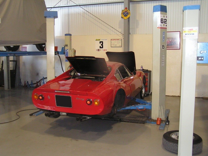 Ferrari Dino 246 GT 08