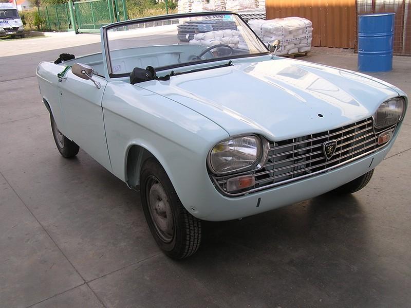 Peugeot 204 C 09
