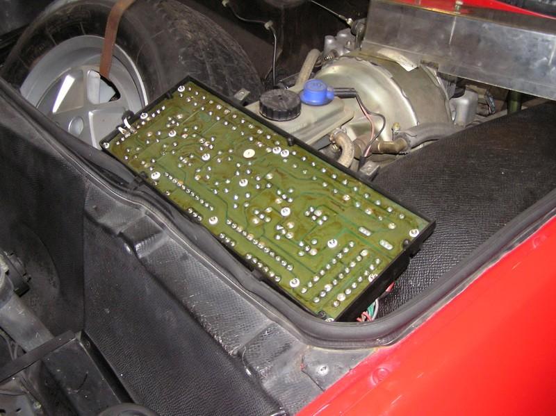Ferrari Mondial 3.2 Cabriolet 09