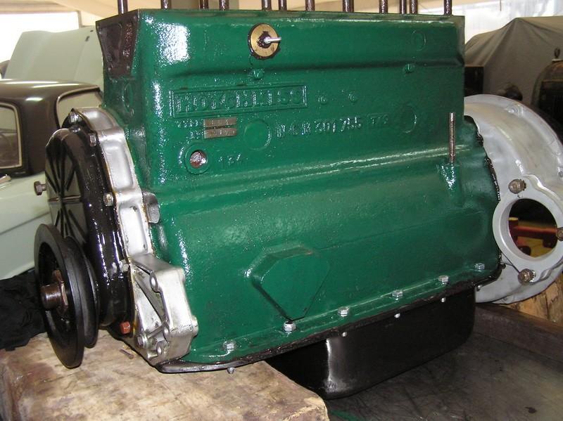Hotchkiss Motor 864 10