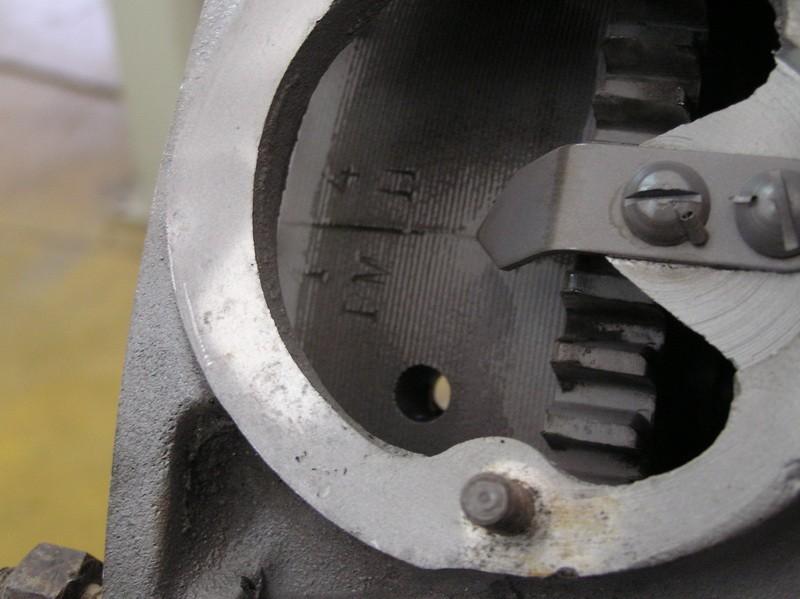 Hotchkiss Motor 864 11