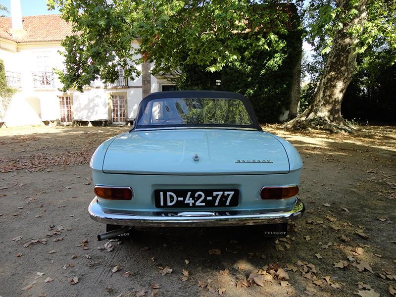 Peugeot 204 C 12