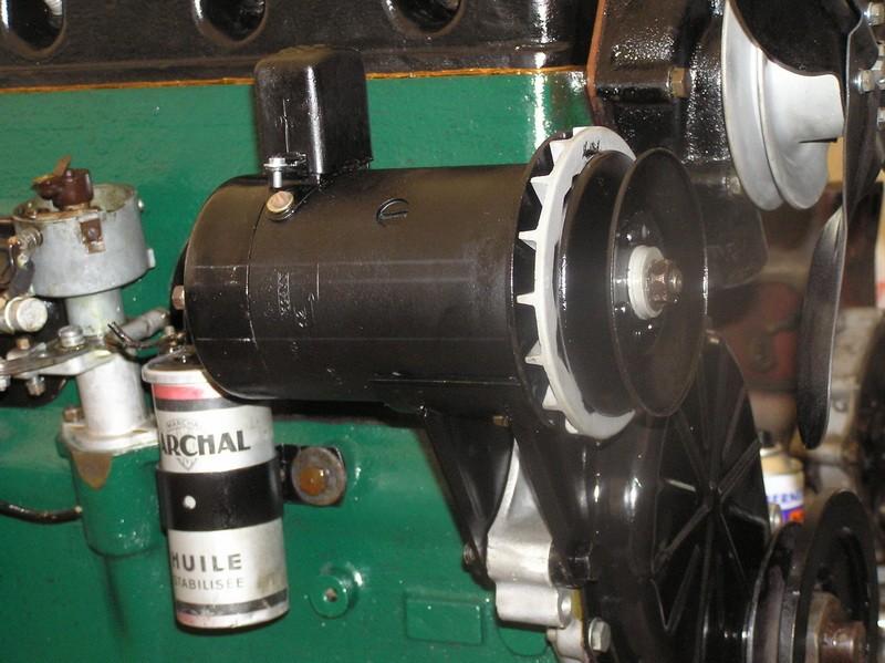 Hotchkiss Motor 864 12