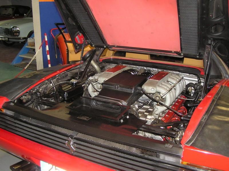 Ferrari Testarossa 12