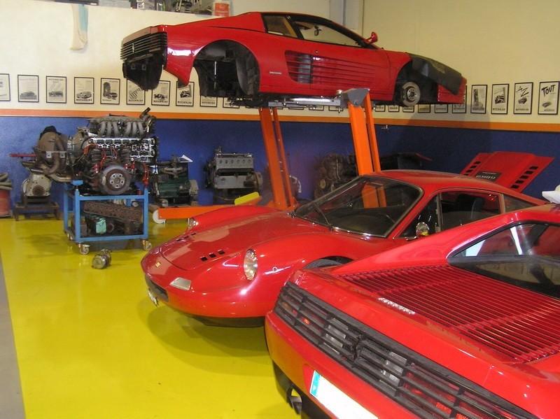 Ferrari Dino 246 GT 16