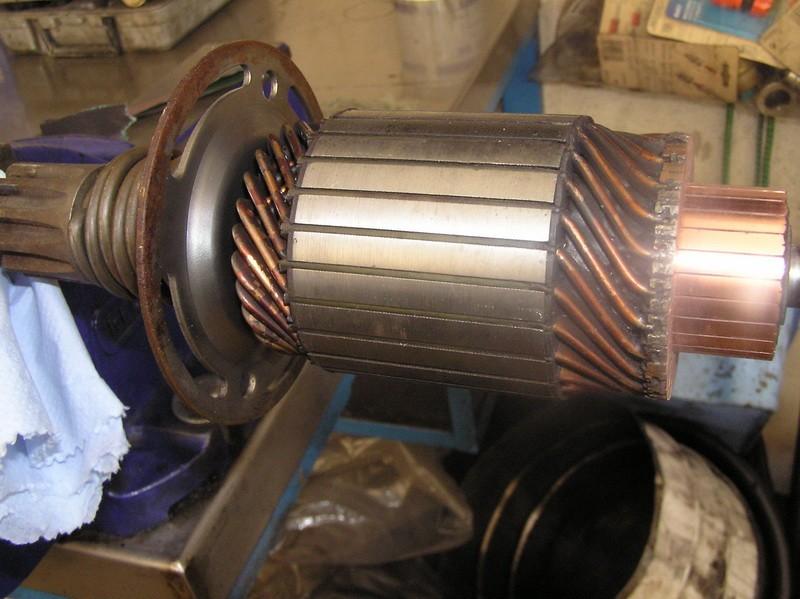 Hotchkiss Motor 864 16