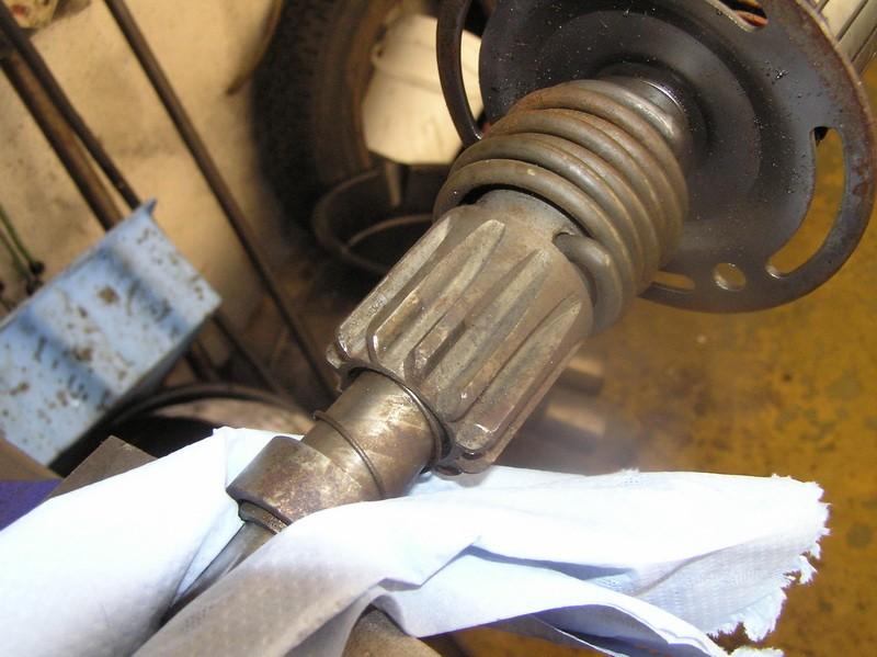 Hotchkiss Motor 864 17