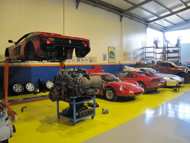 Ferrari Dino 246 GT 18