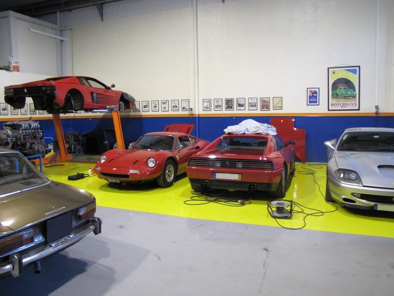 Ferrari Dino 246 GT 19