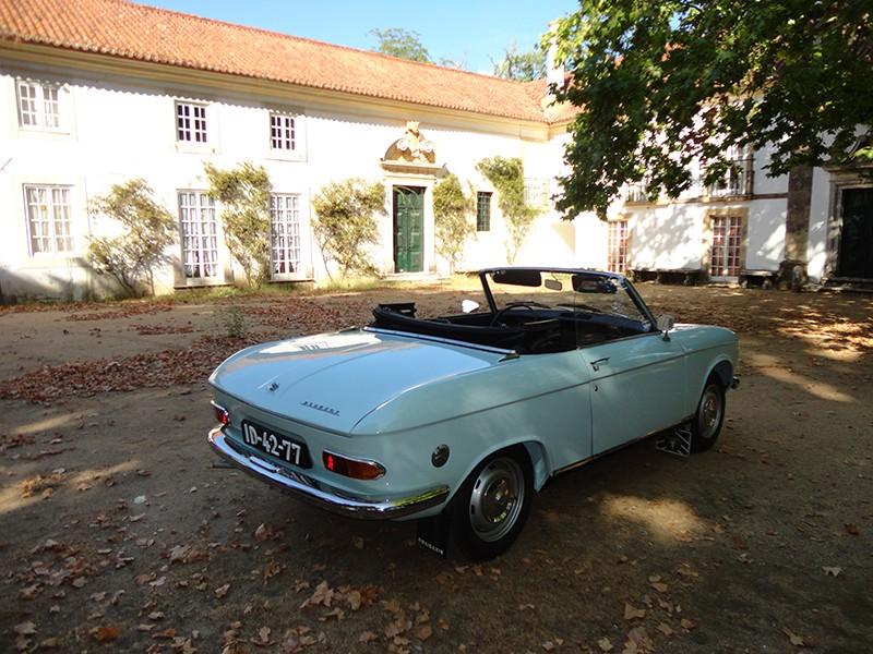Peugeot 204 C 18