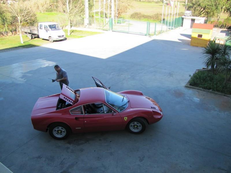 Ferrari Dino 246 GT 20