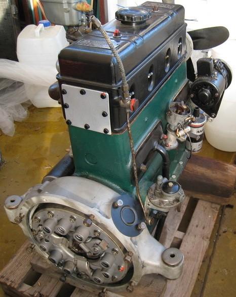 Hotchkiss Motor 864 20