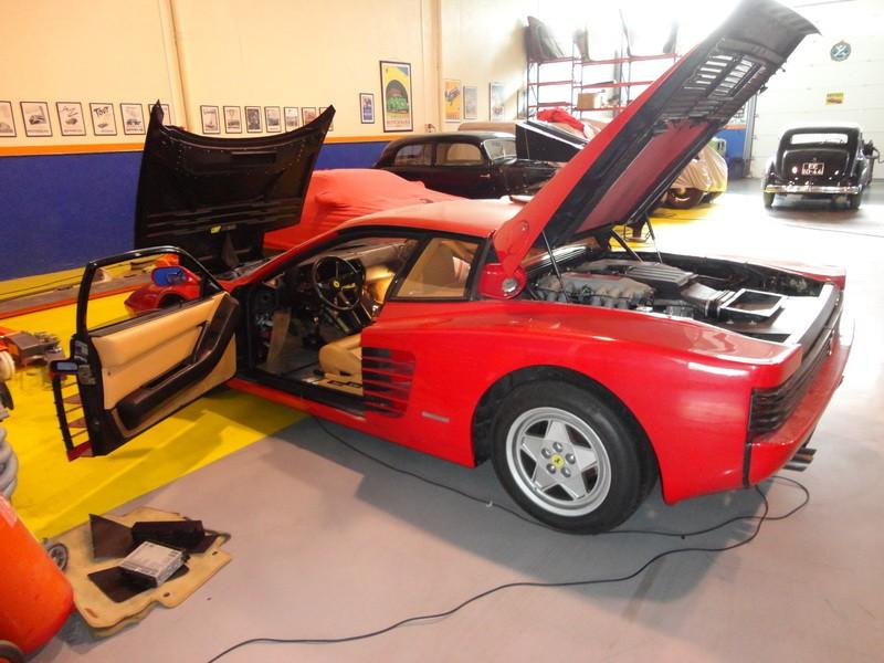 Ferrari Testarossa 20
