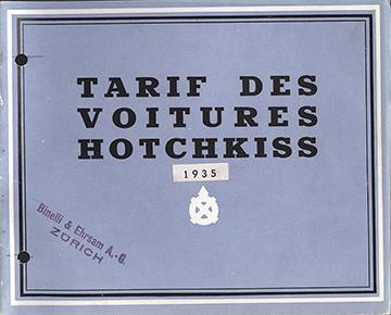 1935 - CH