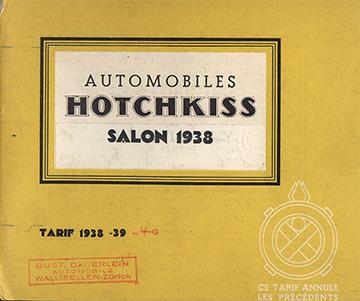 1938 - Salon (CH)
