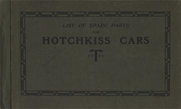 1910 - Acessórios e Peças